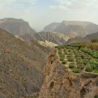 Ancient villages of the Jebel – Al Aqar, Al Ayn, Ash Sharayjah, Ar Rissah, Oman