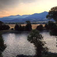 Yellowstone Valley Lodge, Livingston, Montana