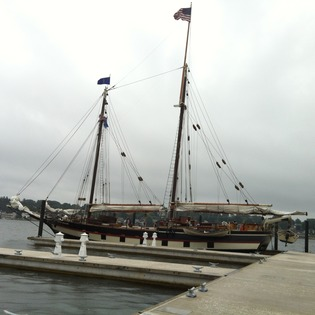 Mystic Whaler Cruises, New London, Connecticut