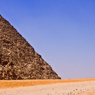 The Pyramids of Giza, Nazlet El-Semman, Egypt