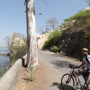 Art of Bicycle Trips - Day Tours, Udaipur, India