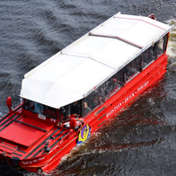 Boston Duck Tour (Museum Of Science), Boston, Massachusetts