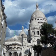 Sacré-Cœur, Paris, France