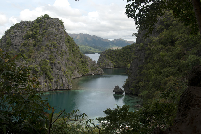 Kayangan Lake, Coron, Philippines