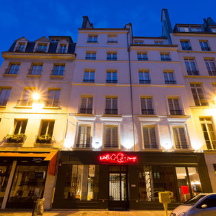 Hotel Crayon Rouge, Paris, France