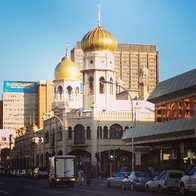 Durban Juma Mosque, Durban, South Africa
