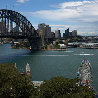 BridgeClimb, The Rocks, Australia