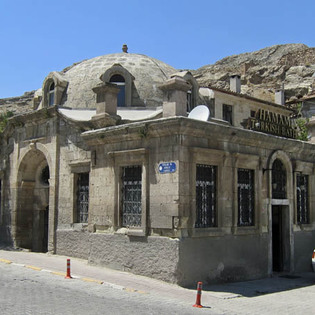 Urgup City Hamam, Ürgüp, Turkey