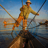 Inle Lake, Taunggyi, Republic of the Union of Myanmar