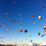 Balloon Fiesta Park, Albuquerque, New Mexico