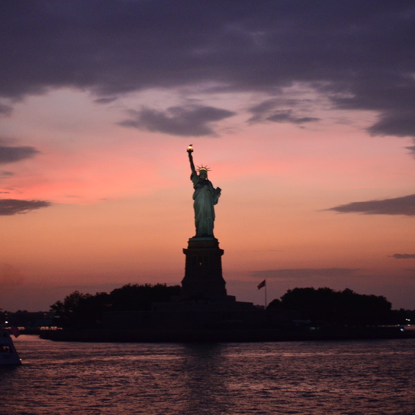 Liberty Island, New York, New York
