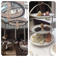 Lanesborough Tea Room, London, United Kingdom