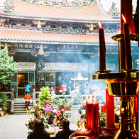Longshan Temple, Wanhua District, Taiwan