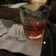 The Sazerac Bar, New Orleans, Louisiana