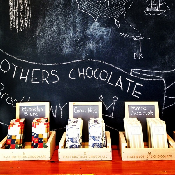 Mast Brothers Chocolate, New York, New York