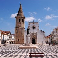 Praca de Republica, Tomar, Portugal