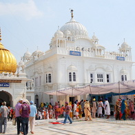 Gurudwara Goindwal & Baoli Sahib, Goindwal Sahib, India