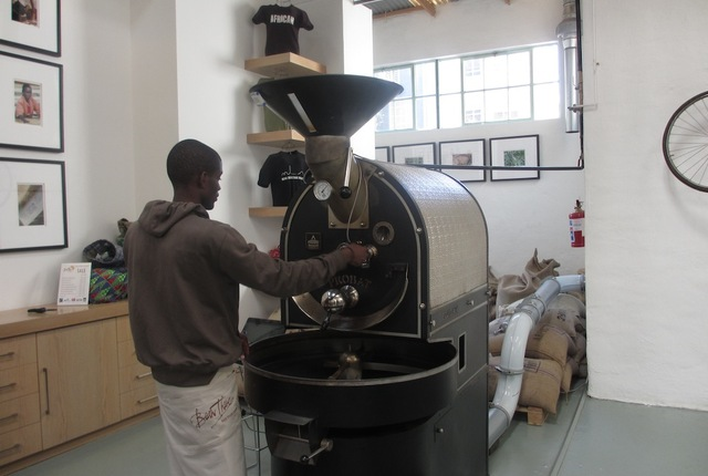 Bean There Coffee Roastery, Johannesburg, South Africa