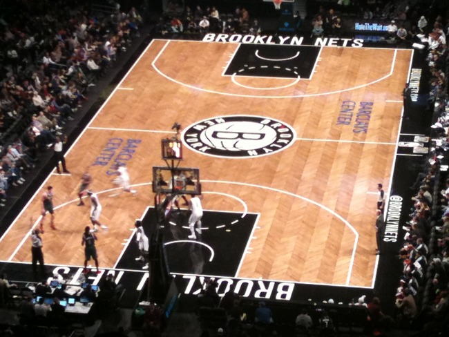 Barclays Center, Brooklyn, New York