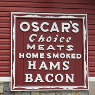 Oscar's Adirondack Smoke House, Warrensburg, New York