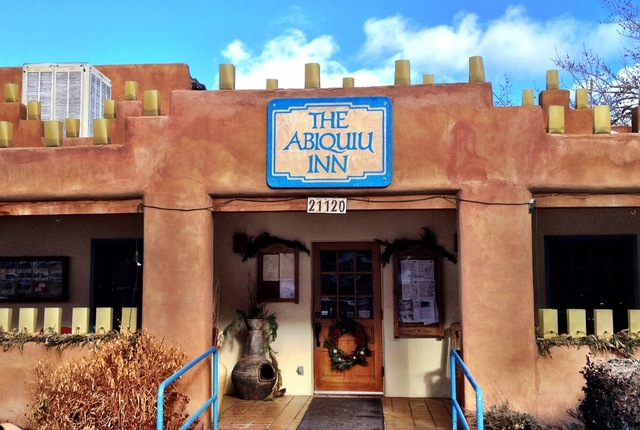 The Abiquiu Inn, Abiquiu, New Mexico