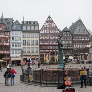 Römer, Frankfurt, Germany