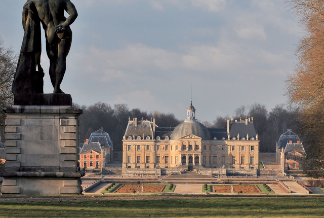Château de Vaux-Le-Vicomte, Maincy, France