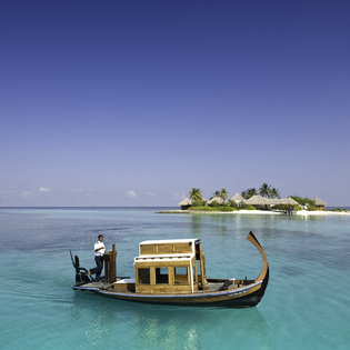 Four Seasons Resort Maldives at Kuda Huraa, Thulusdhoo, Maldives