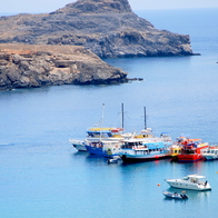 Lindos, Lindos, Greece