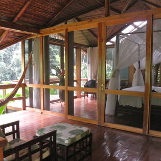 Pacuare River Lodge, Limon, Costa Rica