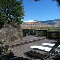 Morical house garden inn, Ashland, Oregon
