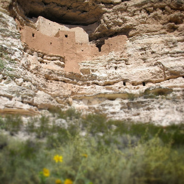 Montezuma Castle National Monument, Camp Verde, Arizona