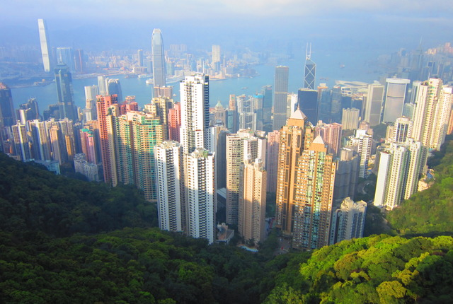 Victoria Peak, The Peak, Hong Kong