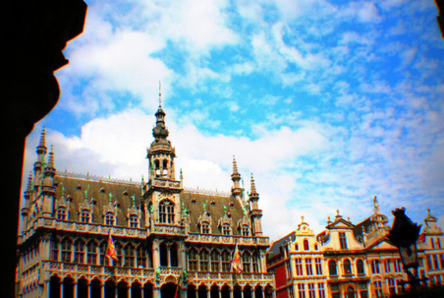 City of Brussels, City of Brussels, Belgium