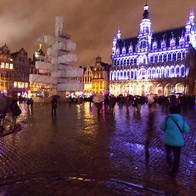 Grand Place, City of Brussels, Belgium