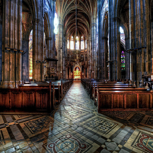 Votive Church, Vienna, Austria