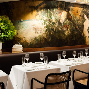 The Leopard at des Artistes, New York, New York