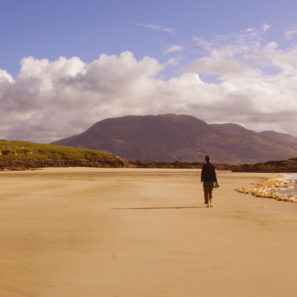 Deserted Beach, Mayo, Ireland