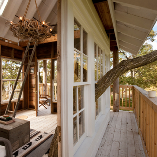 Cabins, Yurts, and Huts—Tiny Spaces Off the Grid