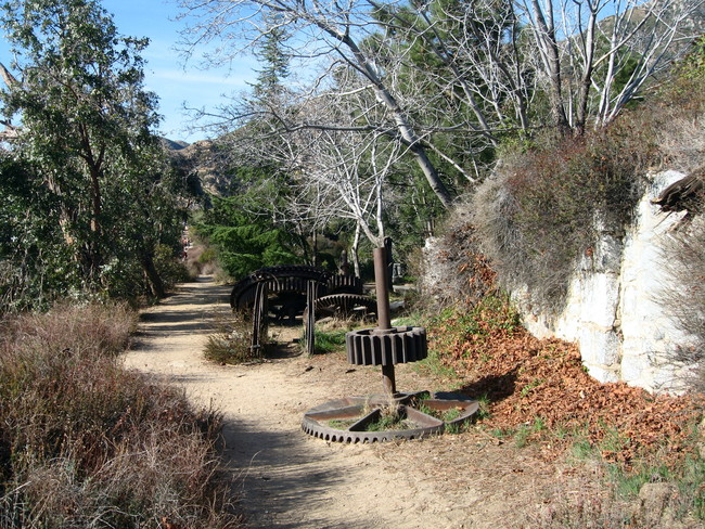 Echo Mountain, Altadena, California