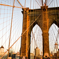 Brooklyn Bridge, New York, New York