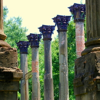 Windsor Ruins, Port Gibson, Mississippi
