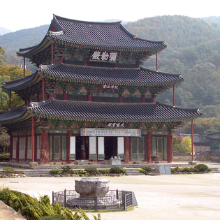 Geumsunsa Temple, Seoul, South Korea