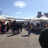 Ferry Plaza Farmers Market, San Francisco, California
