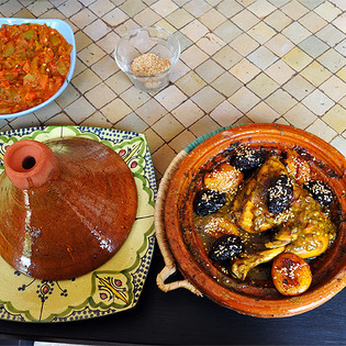 Moroccan Cooking Course, Marrakesh, Morocco