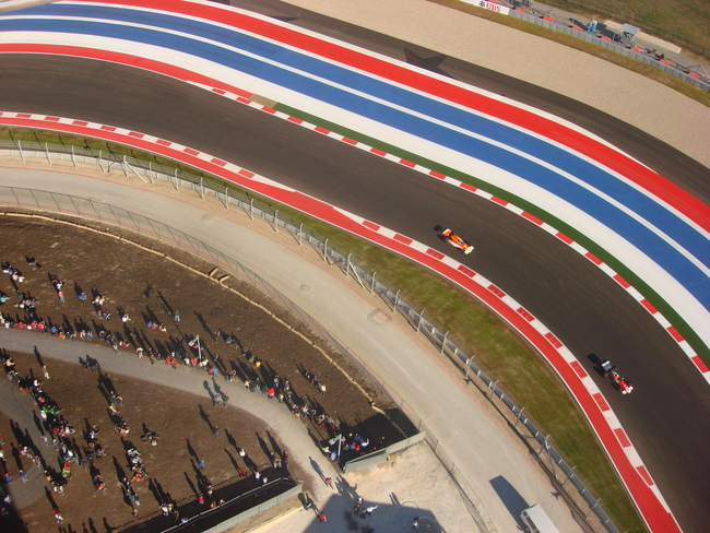 Circuit of the Americas, DEL VALLE, Texas