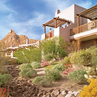 Four Seasons Resort Scottsdale at Troon North, Scottsdale, Arizona
