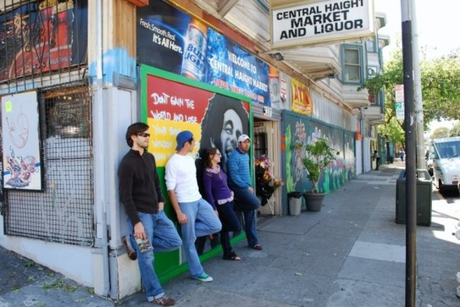 Haight, San Francisco, California