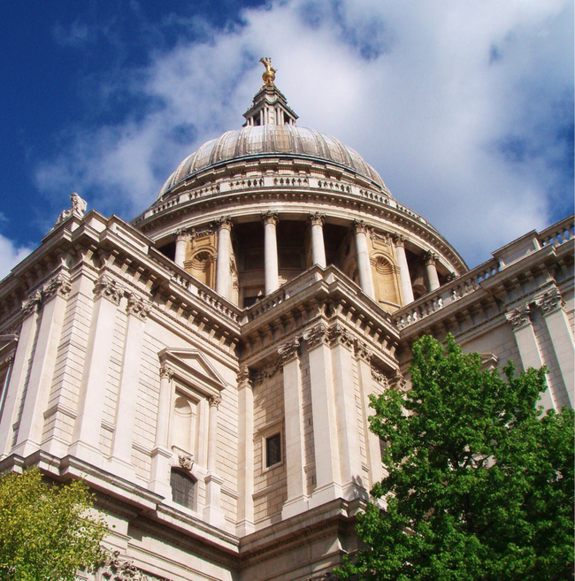 St. Paul's Church, London, United Kingdom