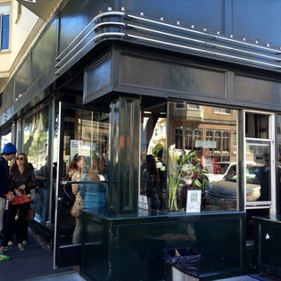 Tartine Bakery, San Francisco, California